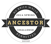 Proud Ancestry Brick Wall Breaker